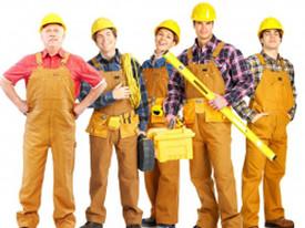 Строительный персонал