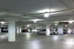 Подземная автостоянка