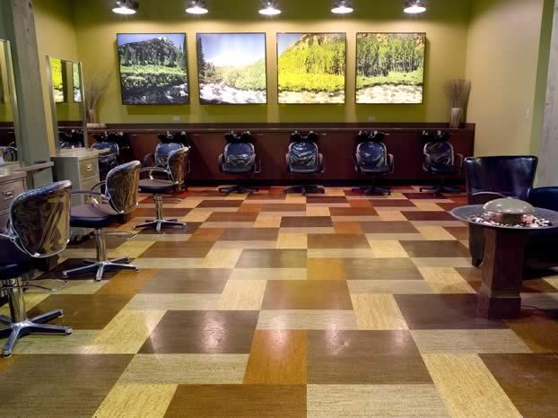 Помещение парикмахерской