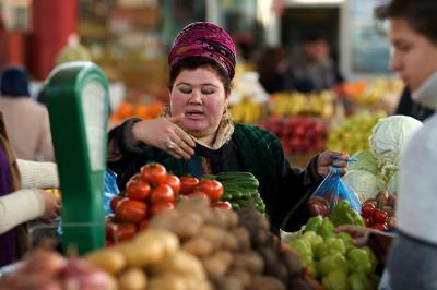 Опыт продавца на рынке