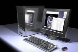 Рабочий компьютер диспетчера