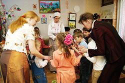 Реабилитация детей-инвалидов