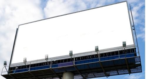 Идея для бизнеса: Рекламные щиты