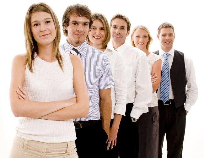 Подбор сотрудников для сервисного центра