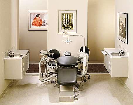 Стоматологический кабинет.