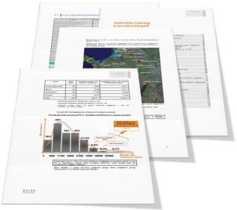 Страницы бизнес-плана