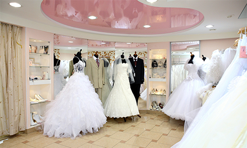 Бизнес-план салона свадебных платьев