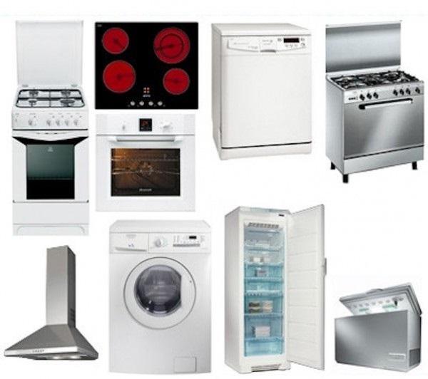 Подключение и обслуживание различных бытовых приборов.