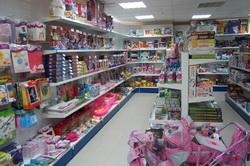 Торговый зал магазина детских товаров