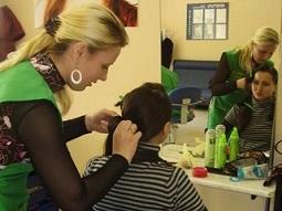 учебный центр для парикмахеров