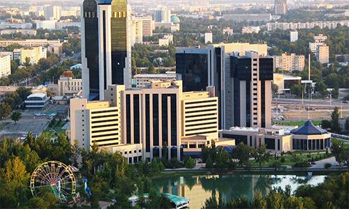 Бизнес в Узбекистане