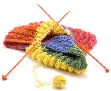 Вязание - бизнес для молодых мам и домохозяек