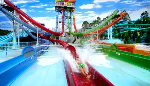 Австралийский аквапарк
