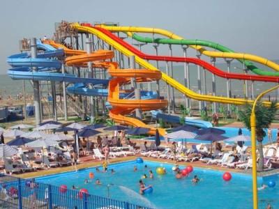 Курортный аквапарк