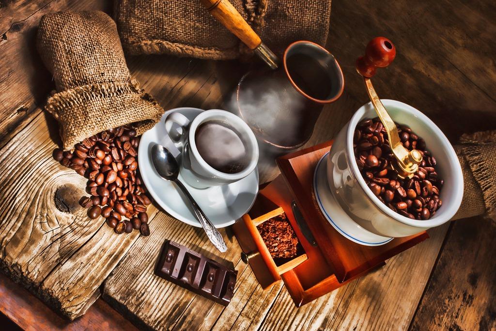 Принадлежности для изготовления кофе