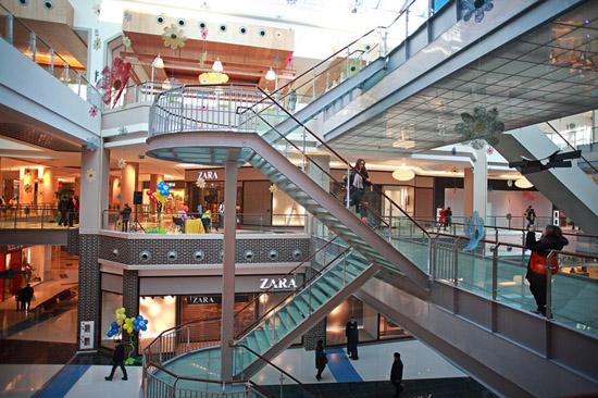 Торгово - развлекательный центр