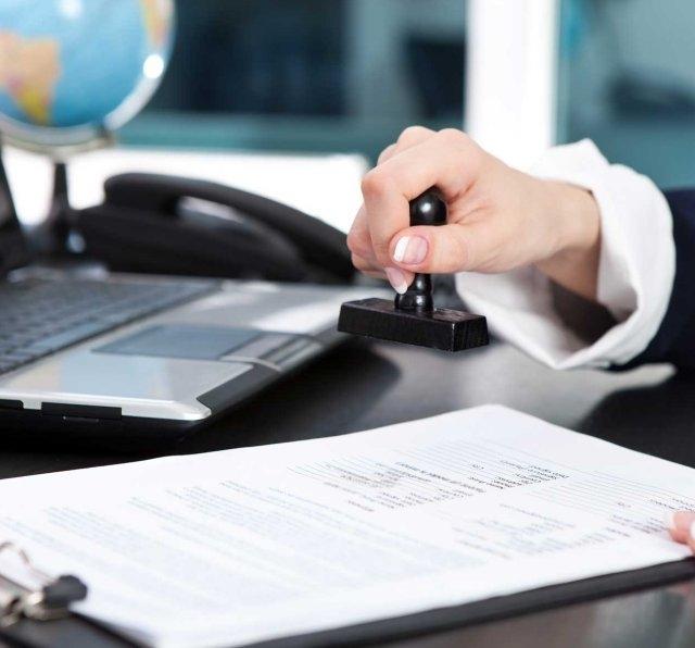 Регистрация юридического лица в налоговом органе
