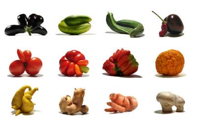 Сбыт некрасивых овощей