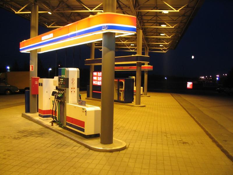 Автомобильная заправочная станция
