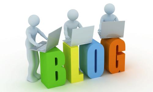 Ведение блога на востребованную тему