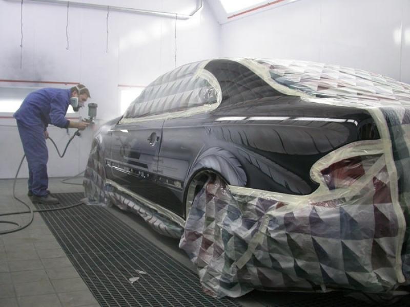 Покраска авто бизнес план открытие фирм во франции