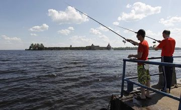 Организация платной рыбалки бизнес план бизнес идея одежда для полных